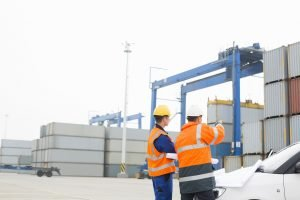 Terminal handling charges and Incoterms