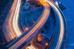 The last mile in the supply chain